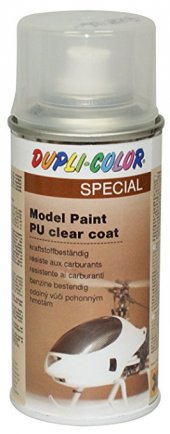 Dupli Color Poliüretan Model Verniği Clear Coat Sprey 150ml