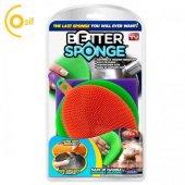 Better Sponge Silikonlu Temizleme Bezi