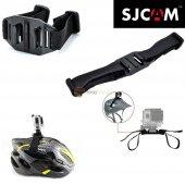 Sjcam Sj4000 Bisiklet Kask Bağlantı Aparatı
