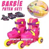 Barbie Paten Seti 2in1 Alıştırma Modelli 34 37