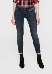 Mavi Serena Ankle Kadın Jean Pantolon Ink Tribeca