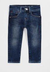 Mavi Tom Dark Brushed Mavi Amerika Erkek Çocuk Jean Pantolon