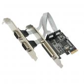 M Tech Mtbk0033 2 Seri + 1 Paralel Combo Pcı Express Kart