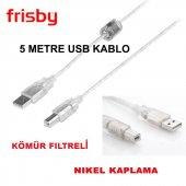 Frisby Fa Us25 Usb 2.0 5 Metre Usb Kablo
