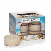 Yankee Candle Sun&sand 12li Mum