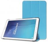 Microsonic Samsung Galaxy Tab E 9.6 T560 Smart Case Ve Arka Kılıf Mavi