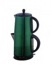 Awox Demplus Paslanmaz Çelik Çay Makinesi K.yeşil