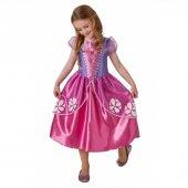 Disney Lisanslı Prenses Sofia Kız Çocuk Kostüm 2 3 Yaş Kostümleri