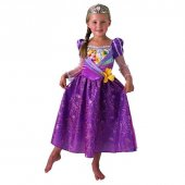 Disney Rapunzel Shimmer Kostüm 7 8 Yaş