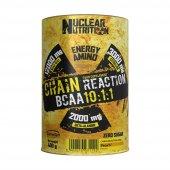 Nuclear Nutrition Chain Reaction Bcaa 10 1 1 400 Gr