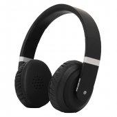 Multibox Bt 1602 Bluetooth Özellikli Kafa Bantlı Kulaklık Gümüş