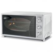 Luxell Lx 3575 Beyaz Mini Fırın Börekçı (1800w)