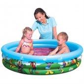 Bestway Mickey Mouse Lisanslı Üç Halkalı Havuz 122cm X 25cm