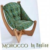 Kahverengi Morocco By Neoline Koltuk
