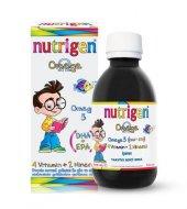 Nutrigen Omega 3 Balık Yağı Çilek Aromalı Şurup 200 Ml