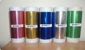 Renkli Alüminyum Folyo 20 Mt(Pembe Lila Sarı Yeşil)kuaför Folyosu