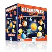 Gezegenler Eğitici Puzzle 24 Parça