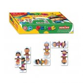 Keskin Color Pepee 28 Parça Domino Oyunu