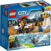 Lego City 60163 Sahil Güvenlik Başlangıç Seti