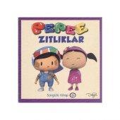Pepee Sürgülü Küçük Boy Kitaplar Zıtlıklar