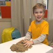 Kinetik Sand Kinetik Kum Kahverengi 910 Gr