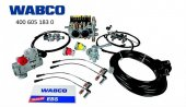 400 605 183 0 Wabco Dorse Ebs E 4s 2m Komple Set