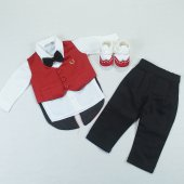 Bebek Mevlüt Takımı 2054pg 1 Kırmızı