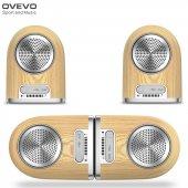 Ovevo Bluetooth Kablosuz Hoparlör Speaker Mıknatıslı Panoramik
