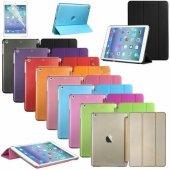 Ipad 2 3 4 Retina Kılıf Smart Cover Akıllı Standlı 9 Renk