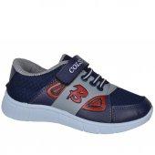 Colss D 0415 Cırtlı Yazlık Fileli Rahat Erkek Çocuk Spor Ayakkabı