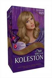 Koleston Saç Boyası 11 1 Açık Küllü Sarı