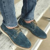 Legend 0023b Süet Erkek Günlük Casual Ayakkabı...