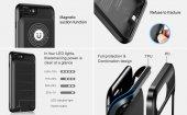 Baseus Apple İphone 7 Plus Şarjlı Kılıf 3650 Mah