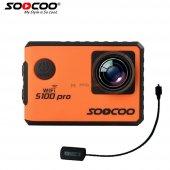 Soocoo S100 Pro 4k Wifi Gps Aksiyon Kamerası