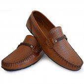 Uzi 601 Fabrikadan Halka Hakiki Deri Rok Günlük Erkek Ayakkabı