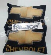 Chevrolet 2 Adet Boyun Yastığı + Sticker Hediye...