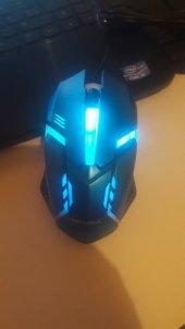 Polygold Pg 883 Gaming Mouse Usb Oyuncu Mouse Led Işıklı