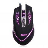 Tigoes R7 Macrolu Mouse Led Işıklı Cs Go İçin Özel Tasarım