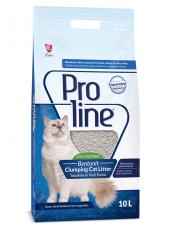 Pro Line Parfümsüz Topaklanan Kedi Kumu 10 Lt