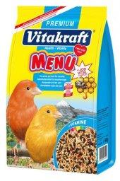 Vitakraft Premium Menü Vital Balli Kanarya Yemi 500 Gr