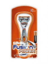 Gillette Fusion Power Makine 1 Yedekli