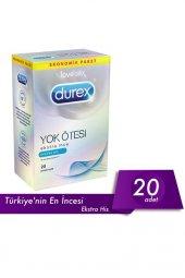 Durex Prz Eko Yok Otesı Extra Hıs 20 Lı