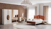 Aristo Bazalı Yatak Odası