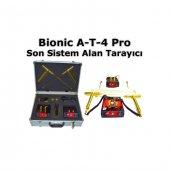 Alan Tarama Dedektörü Bionic A T 4 Pro Paket