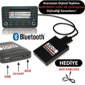 2000 Vw Golf Bluetooth Usb Aparatı Audio System Vw8 Pin