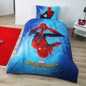 Taç Spiderman Homecoming Lisanslı Nevresim Takımı
