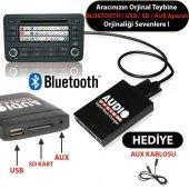 2006 Vw Touareg Bluetooth Usb Aparatı Audio System Vw12 Pin