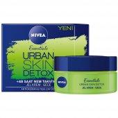 Nivea Urban Skin Detox Gece Kremi 50ml