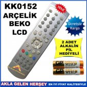 Arçelik Beko Lcd Televizyon Kumandası Kk0152 Kd