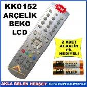 Arçelik Beko Lcd Televizyon Kumandası Kk0152